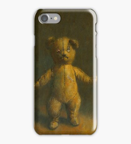 Undead Teddy iPhone Case/Skin