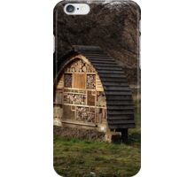 Grand Hotel for insects iPhone Case/Skin