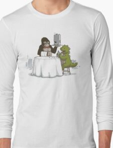 Crunchy Meal Long Sleeve T-Shirt