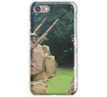 Birmingham Battalion, Royal Warwickshire Regiment (Birmingham Pals) iPhone Case/Skin