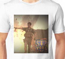 Video Game Highschool - Brian D Unisex T-Shirt