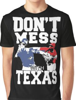 Texas - Don't Mess With Texas Graphic T-Shirt