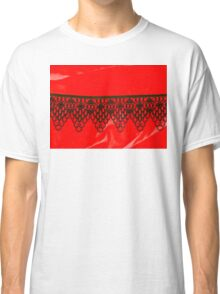 Black Lace Series  Classic T-Shirt