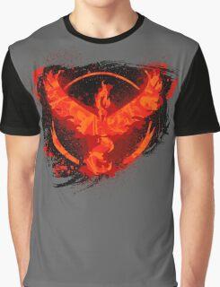 Go! Team Valor! Graphic T-Shirt