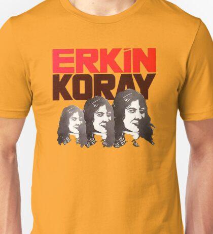 Erkin Koray wonderful cover album design! Unisex T-Shirt