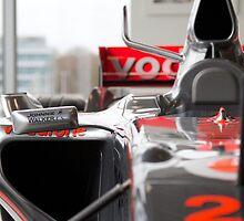 Vodafone McLaren Mercedes by Rob Howard