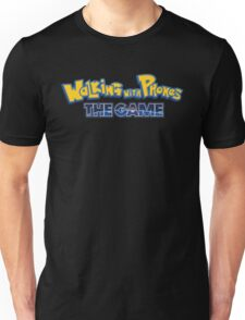 Walking with Phones: the Game Unisex T-Shirt