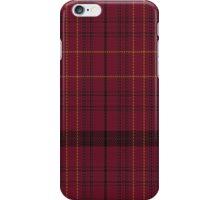 02106 Williams of Wales Clan/Family Tartan  iPhone Case/Skin