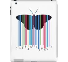 cute and cool modern butterfly design iPad Case/Skin
