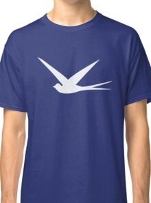 Sweet Swallow in the Blue Sky Classic T-Shirt
