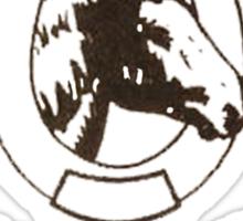 Emmett Brown Blacksmiths T-Shirt Sticker