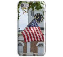Market House iPhone Case/Skin