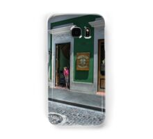 Streets of San Juan Collection Samsung Galaxy Case/Skin