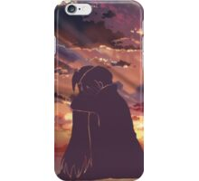 Kirito+Asuna Sunset Sticker/Phonecase iPhone Case/Skin