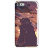 Kirito+Asuna Sunset Sticker/Phonecase iPhone Case/Skin