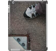 shoe'n edge iPad Case/Skin