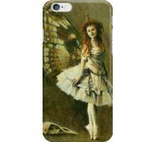 Victorian Gothic Fairy iPhone Case/Skin