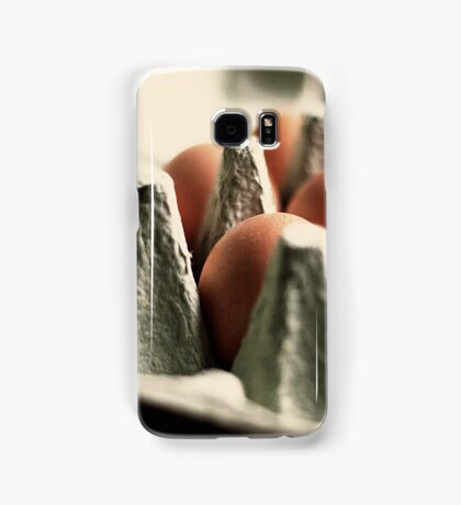 Eggs Samsung Galaxy Case/Skin
