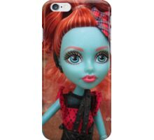 Lorna McNessie from Monster High ♥ iPhone Case/Skin