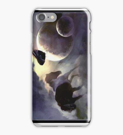 Coming Into Alignment Surreal iPhone Case/Skin