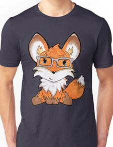 Geeky Fox Unisex T-Shirt