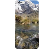 Laguna Carhuacocha - Peru iPhone Case/Skin