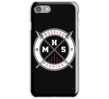 Muskego XCTF iPhone Case/Skin