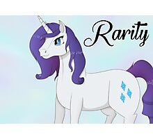 'Real' Rarity Photographic Print