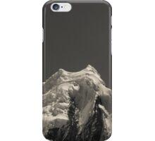 Yerupaja chico - Peru iPhone Case/Skin