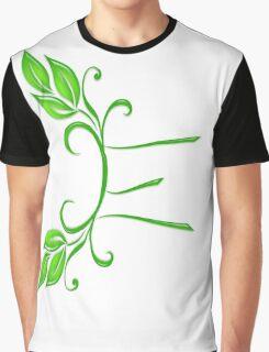 Letter E Graphic T-Shirt