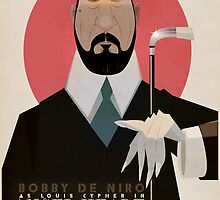 Robert De Niro by groovyart
