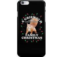 National Lampoon's - Christmas Full Squirrel Attack iPhone Case/Skin