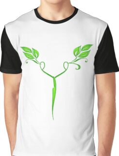 Letter Y Graphic T-Shirt