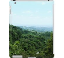 "#886.002 ""Tranquil Forest/ Taichung"" iPad Case/Skin"