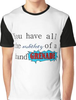 Quote: Spencer Hastings Graphic T-Shirt