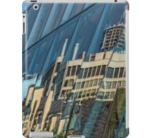 Streetscape Reflected on Surface of the AGO iPad Case/Skin