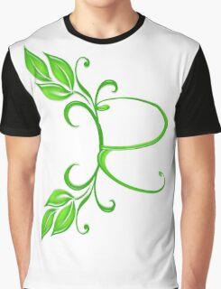 Letter - R Graphic T-Shirt