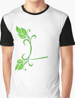 Alphabet -L Graphic T-Shirt