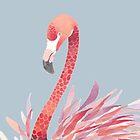 Dear Flamingo by jjsgarden