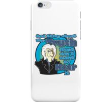 Sad thing about the TRUTH iPhone Case/Skin