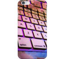 Glowing Keyboard iPhone Case/Skin
