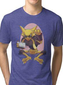 Alaka Cute Tri-blend T-Shirt
