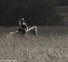 Riding free by Dwellsphoto