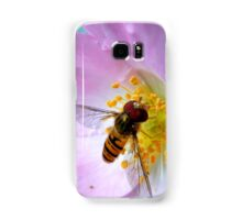 Pink Insect Samsung Galaxy Case/Skin