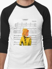 Lifeboat Heathers Men's Baseball ¾ T-Shirt