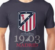 Atletico Madrid club football Unisex T-Shirt