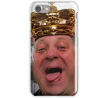 King of Krumbach iPhone Case/Skin