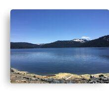Jacksonmeadows Reservoir Canvas Print