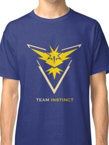 Team Instinct Black Classic T-Shirt