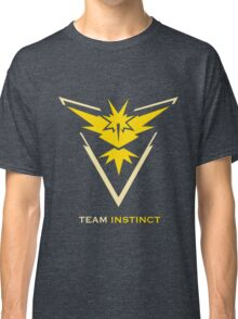 Team Instinct Black Classic T-Shirt
